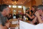 spotkanie w restauracji
